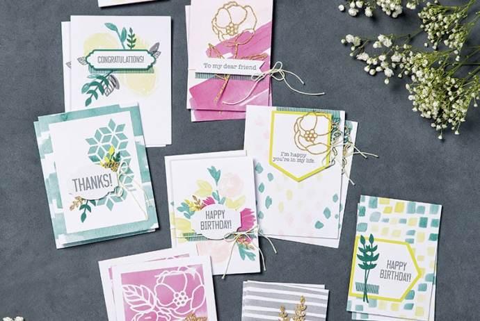 Stampin' Up! Soft Sayings Card Kit