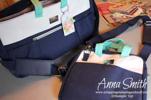 Stampin' Up! Craft & Carry Tote and Stamparatus Bag
