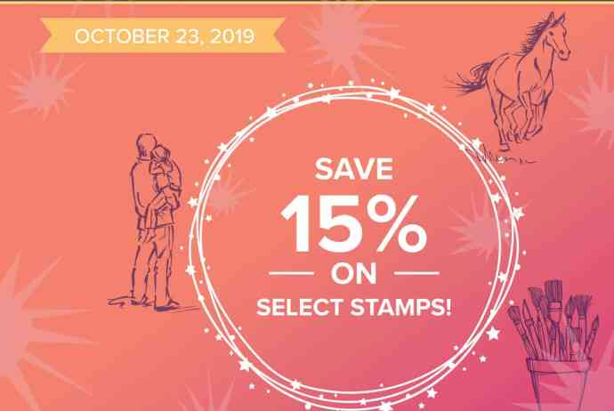 Stampin' Up! 24 Hour Stamp Sale