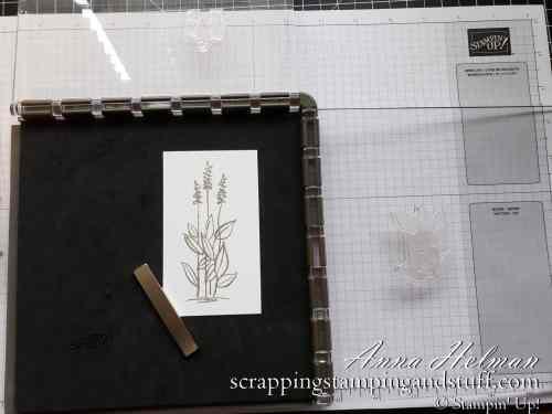 Cardmaking 101 Lesson 9: Stamping blocks for cardmaking, acrylic blocks for stamping,and the Stamparatus stamping platform