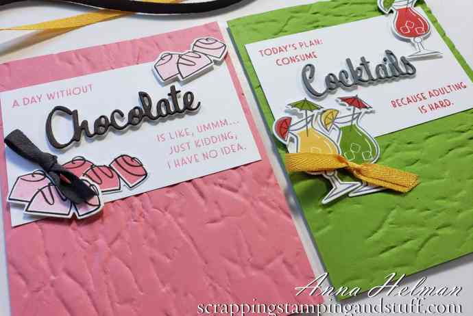 Create 3D Die Cuts Using Stampin Up Foam Adhesive Sheets. Turn Anything Into A Pop Up Embellishment!