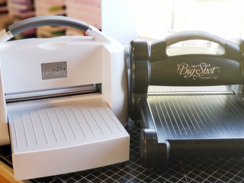 The Stampin Cut And Emboss Machine vs. The Big Shot, how do they compare in size, features, and performance? Find out here! Keyphrase: cut and emboss machine vs the big shot