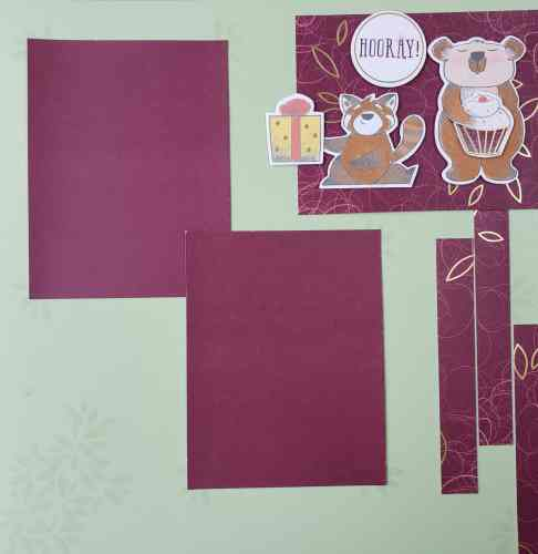 December 2020 Paper Pumpkin Alternatives And Project Ideas - Beary Comforting Monthly Card Kit