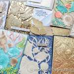 The Stampin Up Friends Are Like Seashells bundle is a gorgeous new beach-themed stamp and die set. Click here to see 7 techniques and 10 gorgeous card samples!