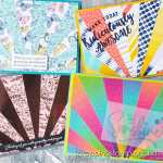 Click here to see this amazing starburst card design and learn how to make a gorgeous glimmering rainbow card!