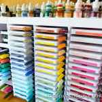 Learn what to look for in ink pad storage options and see everything Stampin Up storage for stamp pads and markers has to offer.