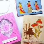 Learn how to make stunning stained glass cards with this unique cardmaking technique!