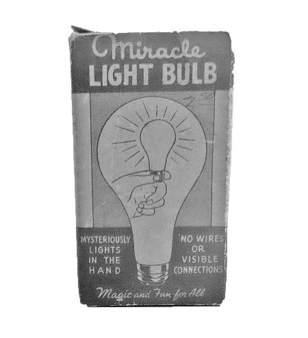 Miracle lightbulb