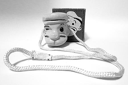 Lester Gaba Popeye Soap