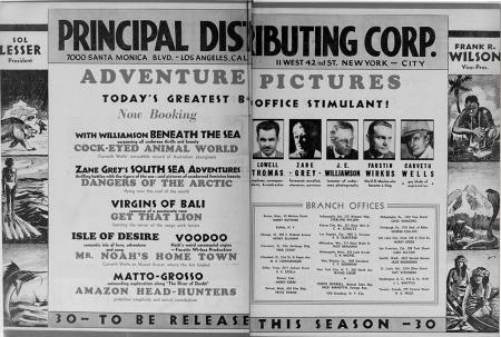 Principal Pictures