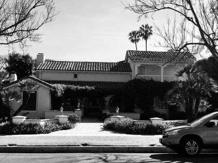 Charles Mintz home