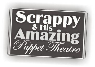 Scrappy and His Amazing Puppet Theater