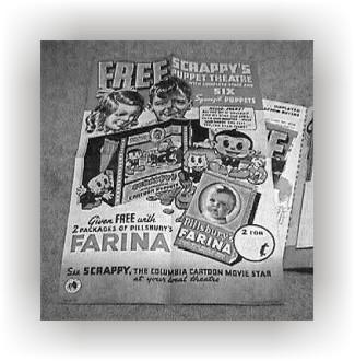 Scrappy Farina poster