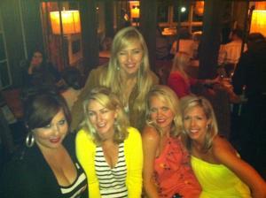 group Jen's bday
