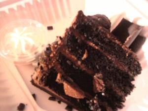 Chocolate Beast from E Street