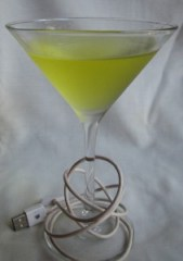the iTini cocktail