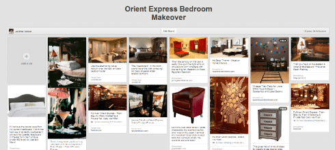 I love Pinterest for visual research, don't you?