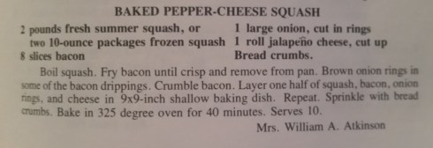 River Road Recipes II, page 75