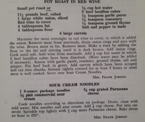 River Road Recipes, page 79