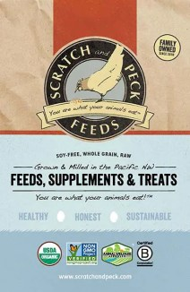 Scratch and Peck Feeds catalog