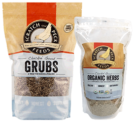 Scratch and Peck Feeds Supplements