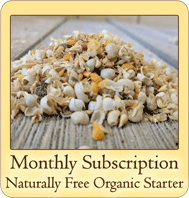 Scratch and Peck Feeds Organic Chicken Starter