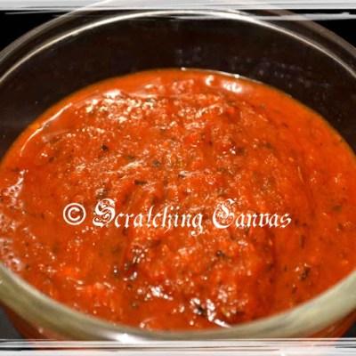 Chili Salsa Dip/ Sauce