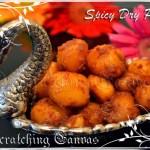 Bengali dry alu dom