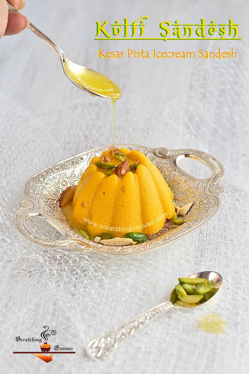 Bhapa Sandesh Recipe Microwave