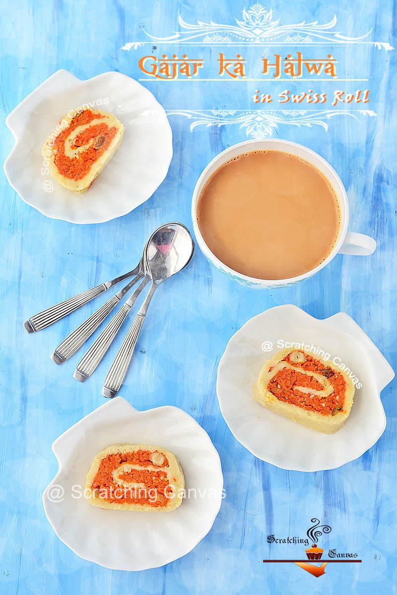 Gajar ka Halwa Food Photography