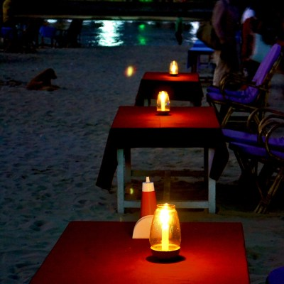 Romantic Restaurants in India