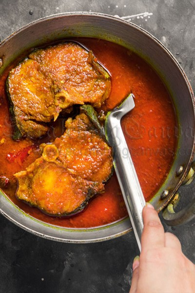 Boal Macher Jhaal | Bengali Fish Curry | Boal er Jhol | Boaler Tel Jhal
