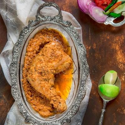 Chicken Chaap Arsalan Style   Kolkata Chicken Chanp