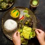Bhetki Paturi Food Photography Styling