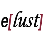 E Lust bi weekly round up of lustful blogs and articles
