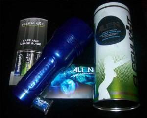 What you get when you buy an Alien Fleshlight