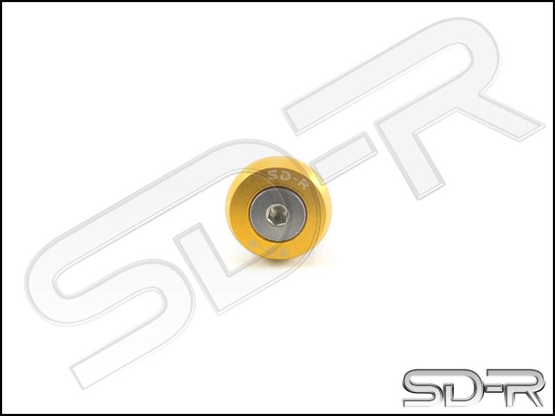 SD-R Windscreen Bolts M5 Wellnuts Set Triumph SPRINT GT