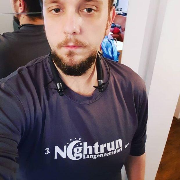 Ready für den 4. Nightrun Langenzersdorf #runnerdrun #running #strava #garmin #nike #merrell #vibram