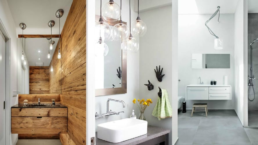 8 Ways To Brightenup An Enclosed Bathroom  Screed