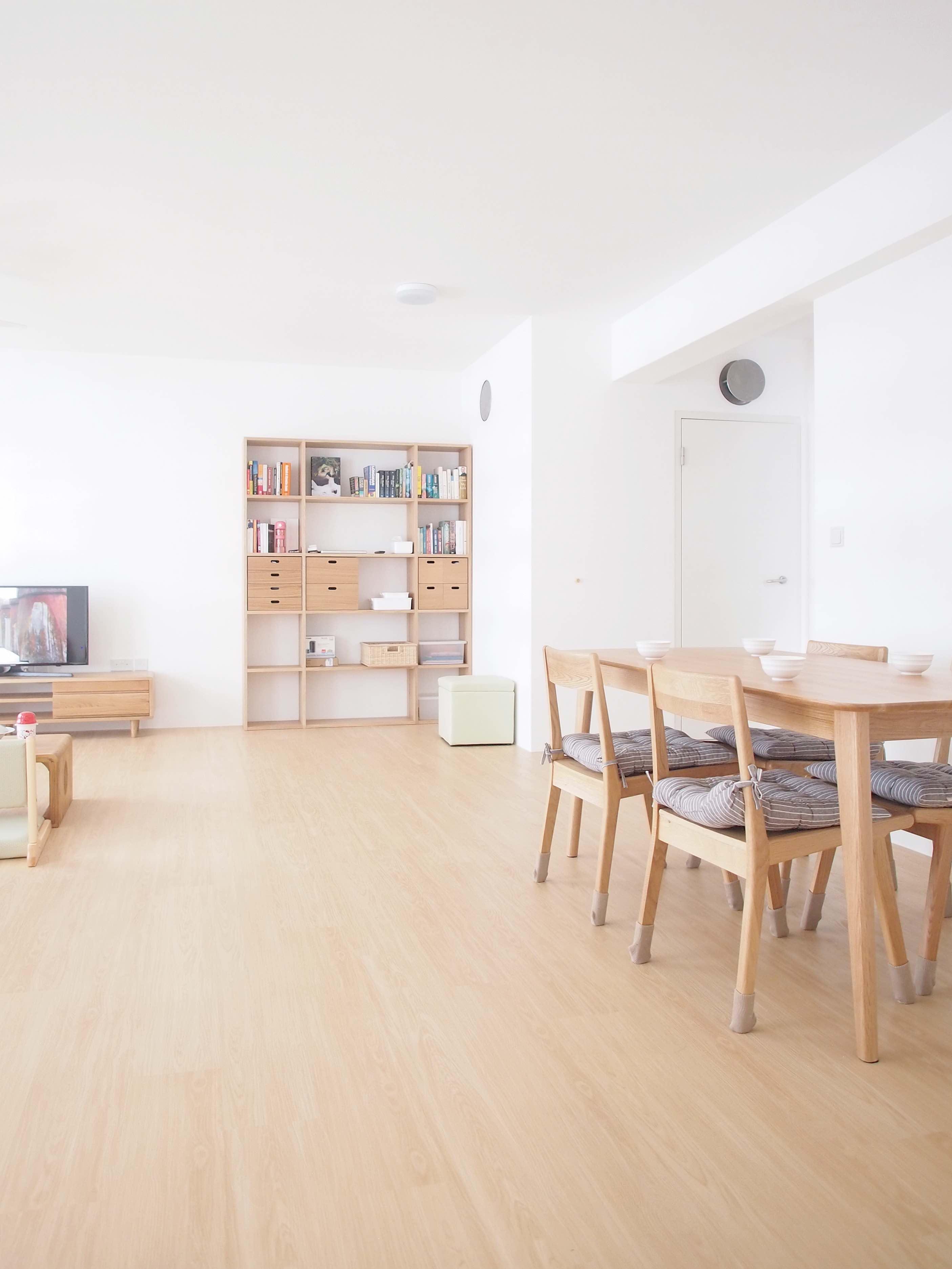 5 Japanese Minimalist Homes In Singapore That Scream Muji