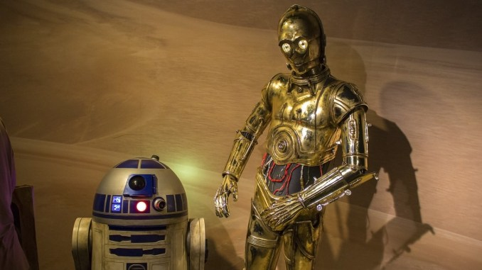 New Star Wars film to reveal Rey's parents are R2D2 and C3P0