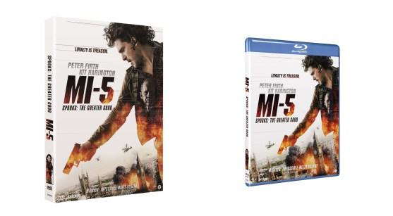 MI5 WEDSTRIJD