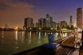 Evening Chicago Skyline