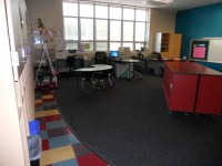 Eliminate Distractions in the Classroom | Screenflex Room ...