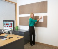 Acoustical Wall Panels are Tackable and Sound Absorbing ...