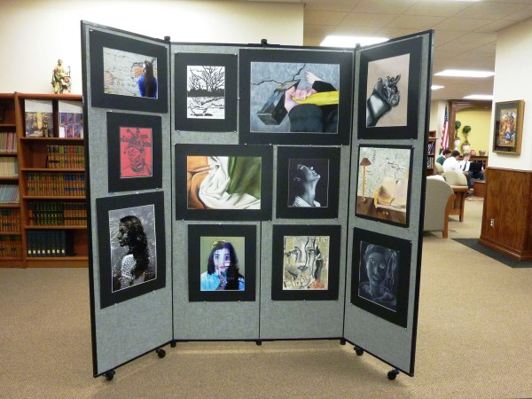 Creative Ways to Display Student Artwork