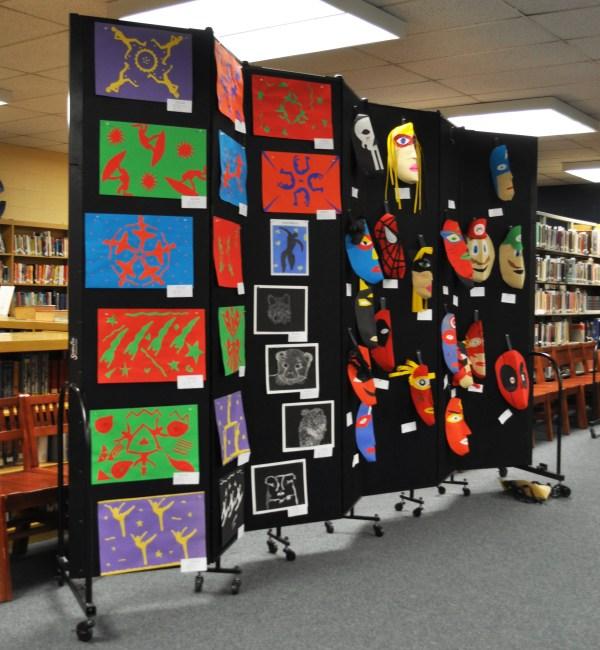 Art Show Displays Portable Panels