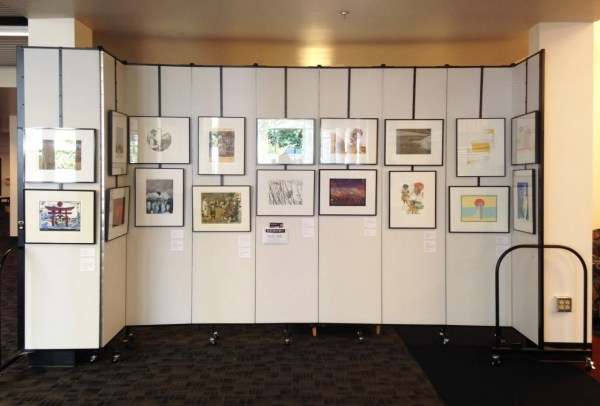 Portable Art Gallery Display Walls