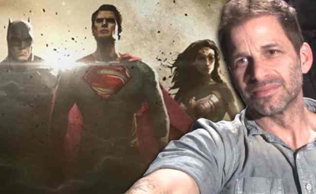 Did Zack Snyder Just Reveal The Justice League Villain