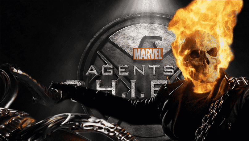 King Falls Am Wallpaper Rumor Ghost Rider Confirmed For Agents Of S H I E L D